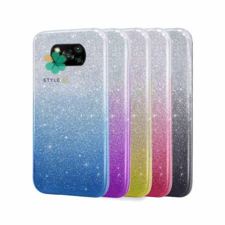 خرید قاب گوشی شیائومی Xiaomi Poco X3 مدل ژله ای اکلیلی