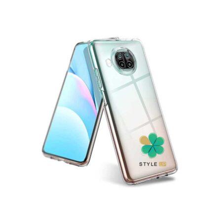خرید قاب گوشی شیائومی Redmi Note 9 Pro 5G مدل ژله ای شفاف