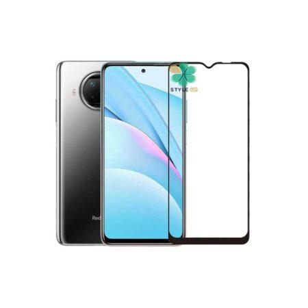 خرید گلس گوشی شیائومی Redmi Note 9 Pro 5G مدل تمام صفحه