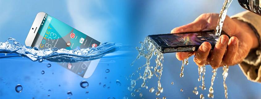 از کجا بفهمیم گوشی ضد آب است؟ جدول و کاربرد استاندارد IP
