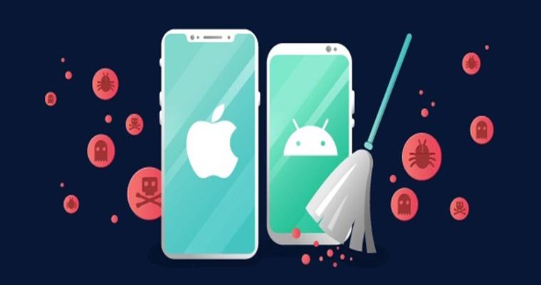 چگونه از ویروسی شدن گوشی های iOS و Android جلوگیری کنیم؟