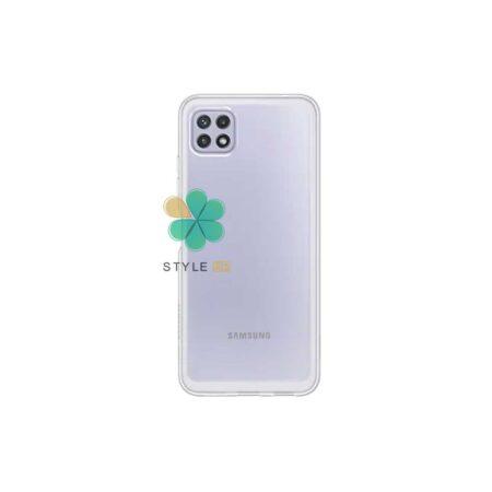 خرید قاب گوشی سامسونگ Samsung Galaxy A22 5G مدل ژله ای شفاف