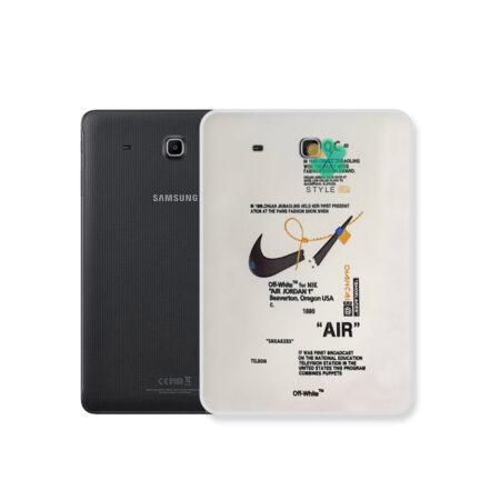 خرید کاور اسپرت تبلت سامسونگ Galaxy Tab E 9.6 مدل Nike Air
