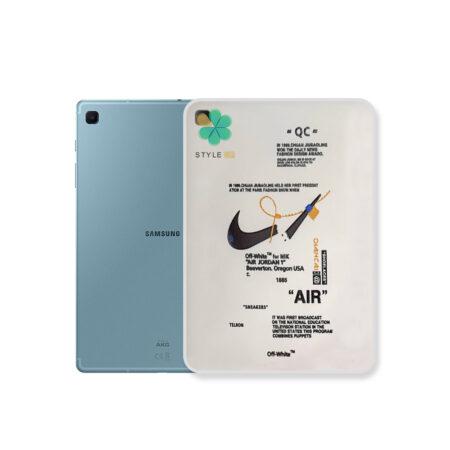 خرید کاور اسپرت تبلت سامسونگ Galaxy Tab S6 Lite مدل Nike Air