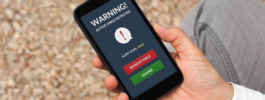تشخیص ویروسی شدن گوشی و آموزش جلوگیری و حذف برنامههای مخرب