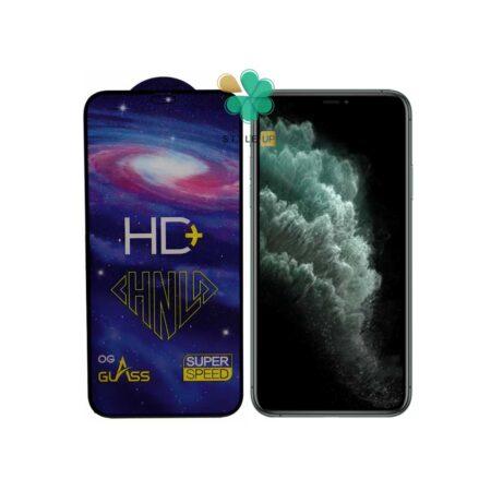 خرید گلس فول گوشی آیفون Apple iPhone 11 Pro Max مدل HD Plus