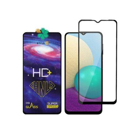 خرید گلس فول گوشی سامسونگ Samsung Galaxy A02 مدل HD Plus