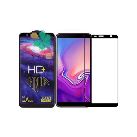 قیمت گلس فول گوشی سامسونگ Samsung Galaxy J6 Plus مدل HD Plus