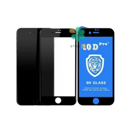 قیمت گلس تمام صفحه گوشی ایفون iPhone 6 Plus / 6s Plus مدل 10D Pro