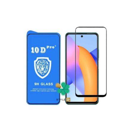 خرید گلس تمام صفحه گوشی هواوی Huawei Honor 10X Lite مدل 10D Pro