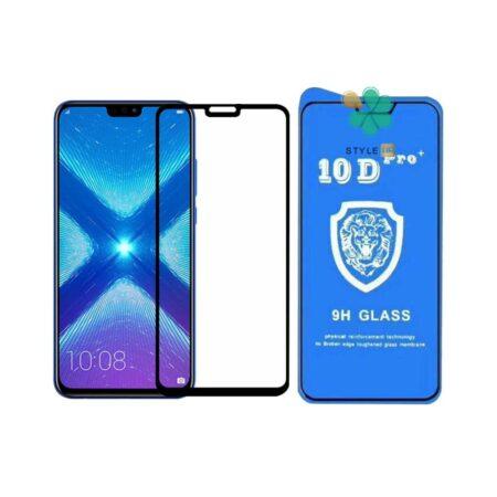 خرید گلس تمام صفحه گوشی هواوی Huawei Honor 8X مدل 10D Pro