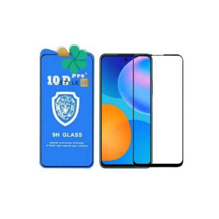 خرید گلس تمام صفحه گوشی هواوی Huawei P Smart 2021 مدل 10D Pro