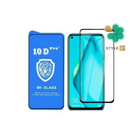 خرید گلس تمام صفحه گوشی هواوی Huawei P40 Lite مدل 10D Pro