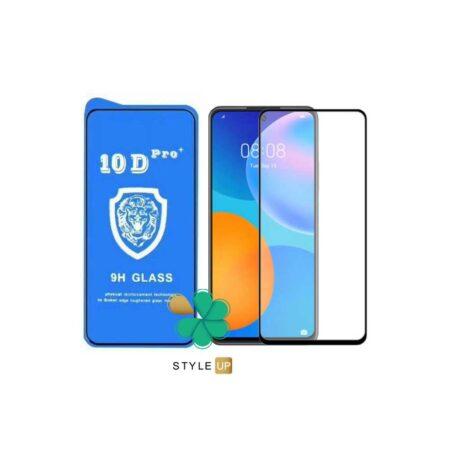 خرید گلس تمام صفحه گوشی هواوی Huawei Y7a مدل 10D Pro