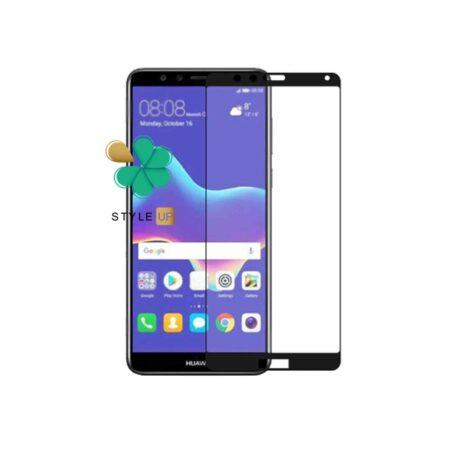 خرید گلس تمام صفحه گوشی هواوی Huawei Y9 2018 مدل 10D Pro