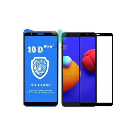 خرید گلس تمام صفحه گوشی سامسونگ Galaxy A01 Core مدل 10D Pro