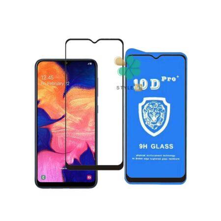 قیمت گلس تمام صفحه گوشی سامسونگ Galaxy A10 مدل 10D Pro