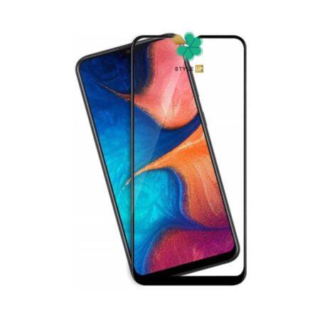 خرید گلس تمام صفحه گوشی سامسونگ Galaxy A20 مدل 10D Pro