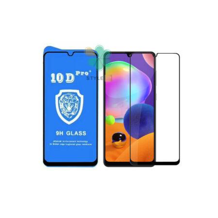 خرید گلس تمام صفحه گوشی سامسونگ Samsung Galaxy A31 مدل 10D Pro