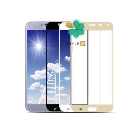 قیمت گلس تمام صفحه گوشی سامسونگ Galaxy J4 مدل 10D Pro