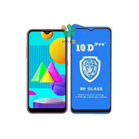 خرید گلس تمام صفحه گوشی سامسونگ Galaxy M01 مدل 10D Pro