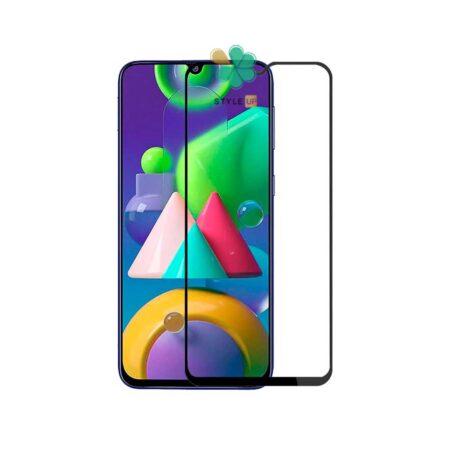 خرید گلس تمام صفحه گوشی سامسونگ Galaxy M21 مدل 10D Pro