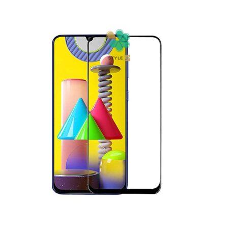 خرید گلس تمام صفحه گوشی سامسونگ Galaxy M31 مدل 10D Pro