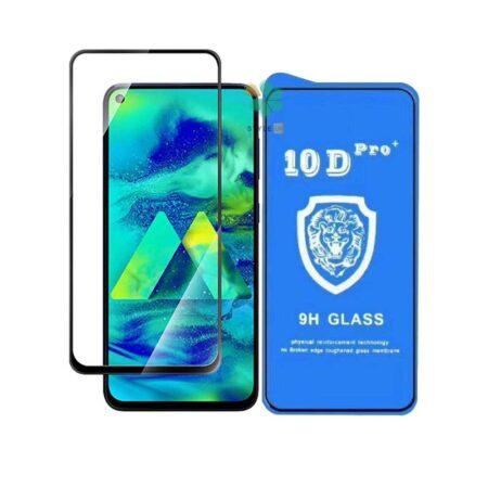 خرید گلس تمام صفحه گوشی سامسونگ Galaxy M40 مدل 10D Pro