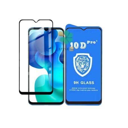 قیمت گلس تمام صفحه گوشی شیائومی Xiaomi Mi 10 Lite 5G مدل 10D Pro
