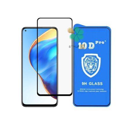 خرید گلس تمام صفحه گوشی شیائومی Xiaomi Mi 10T Pro 5G مدل 10D Pro