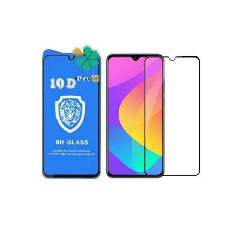 خرید گلس تمام صفحه گوشی شیائومی Xiaomi Mi 9 Lite مدل 10D Pro