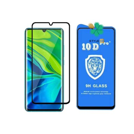 خرید گلس تمام صفحه گوشی شیائومی Xiaomi Mi CC9 Pro مدل 10D Pro