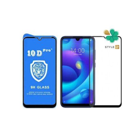 خرید گلس تمام صفحه گوشی شیائومی Xiaomi Mi Play مدل 10D Pro