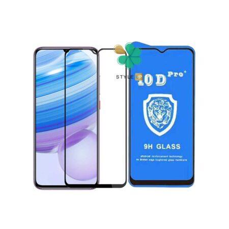 قیمت گلس تمام صفحه گوشی شیائومی Xiaomi Redmi 10X 5G مدل 10D Pro