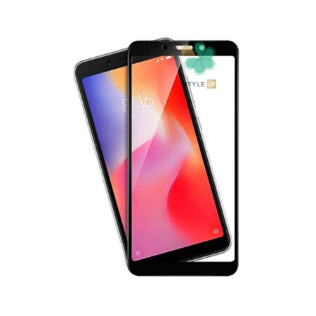 خرید گلس تمام صفحه گوشی شیائومی Redmi 6 / 6A مدل 10D Pro