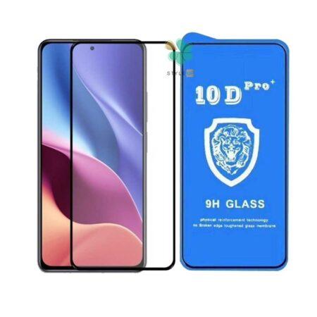 خرید گلس تمام صفحه گوشی شیائومی Redmi K40 مدل 10D Pro
