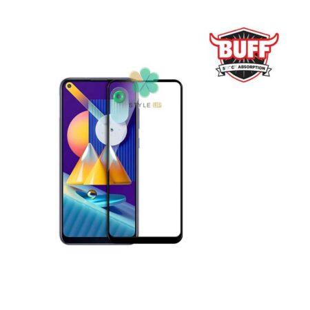خرید محافظ صفحه گلس سرامیکی Buff گوشی سامسونگ Samsung Galaxy M11