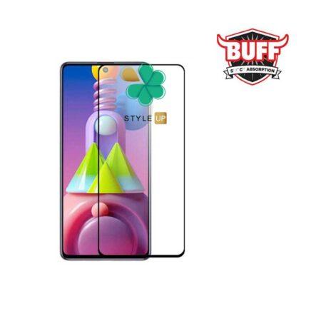 خرید محافظ صفحه گلس سرامیکی Buff گوشی سامسونگ Samsung Galaxy M51