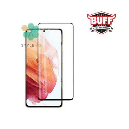 خرید محافظ صفحه گلس سرامیکی Buff گوشی سامسونگ Galaxy S21 FE 5G