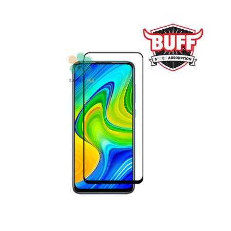 خرید محافظ صفحه گلس سرامیکی Buff گوشی شیائومی Redmi Note 9