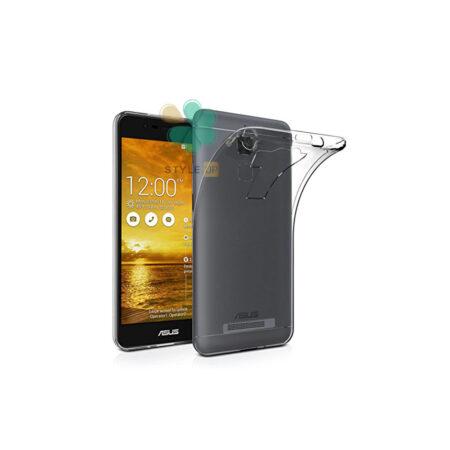 خرید قاب گوشی ایسوس Asus Zenfone 3 Max ZC520TL مدل ژله ای شفاف