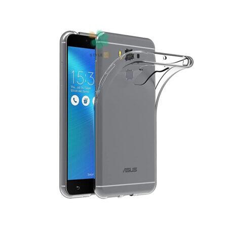 خرید قاب گوشی ایسوس Asus Zenfone 3 Max ZC553KL مدل ژله ای شفاف