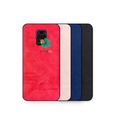 خرید کاور چرم گوشی شیائومی Xiaomi Poco M2 Pro طرح Autograph