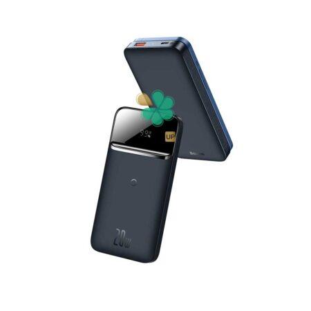 قیمت پاور بانک وایرلس 10000 مگ سیف بیسوس Baseus Magnetic PPCXW10 PPMT-03