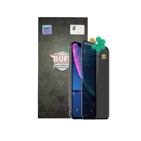 خرید محافظ صفحه شیشه ای بوف 5D Privacy گوشی اپل iPhone 12 Pro