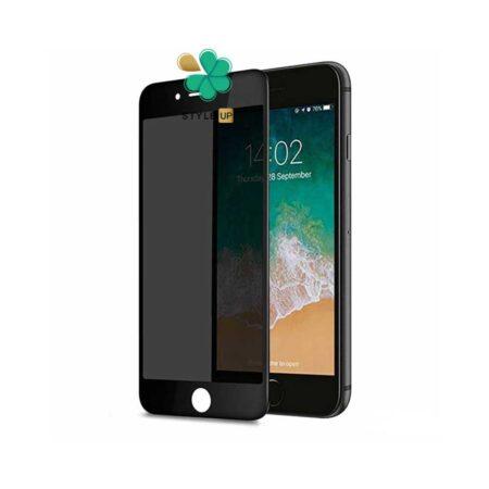 خرید محافظ صفحه شیشه ای بوف 5D Privacy گوشی اپل iPhone 7 Plus / 8 Plus