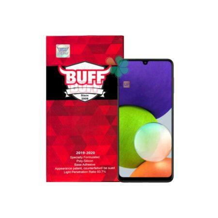خرید گلس محافظ صفحه گوشی سامسونگ Galaxy A22 4G مدل Buff 5D