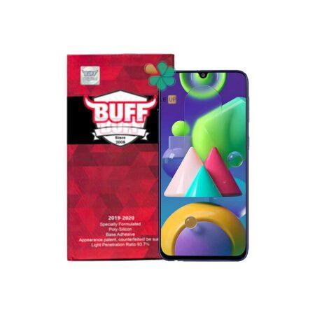 خرید گلس محافظ صفحه گوشی سامسونگ Galaxy M21 مدل Buff 5D