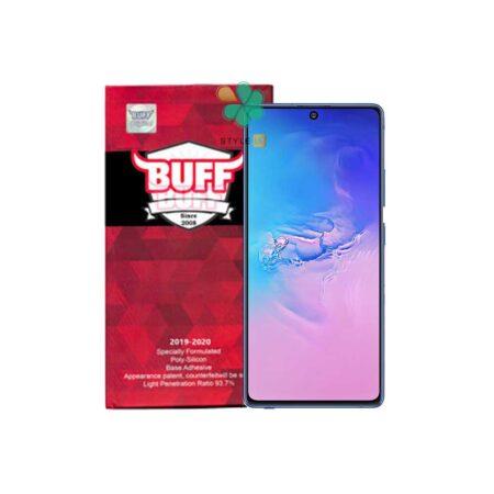 خرید گلس محافظ صفحه گوشی سامسونگ Galaxy S10 Lite مدل Buff 5D