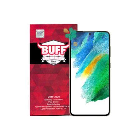 خرید گلس محافظ صفحه گوشی سامسونگ Galaxy S21 FE 5G مدل Buff 5D